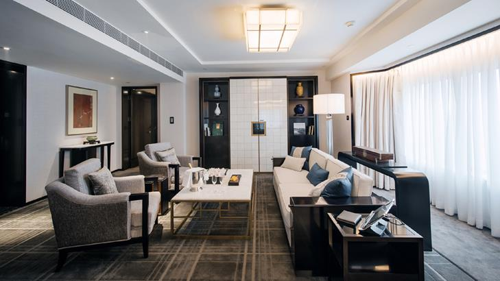 Inside the revamped Peninsula Beijing Imperial glamour is at the heart of The Peninsula Beijing redesign 2016