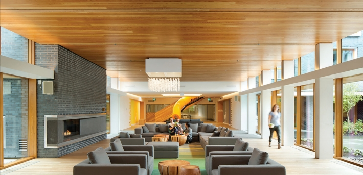 Institutional Wood Design - Large - Michael Green, Michael Green Architecture