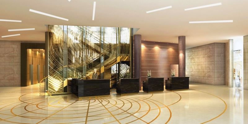 InterContinental hotel in London - The O2 -