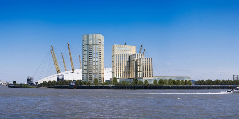 InterContinental hotel in London - The O2