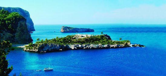 Isla de Sa Ferradura - Ibiza-Spain