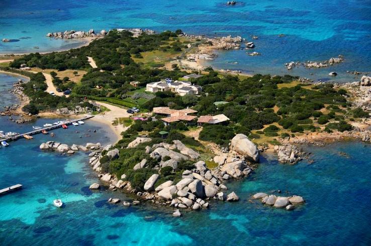 Isola Marinella private island in the Mediterranean - Sardinia- Italy - private island for sale Bonder & Co