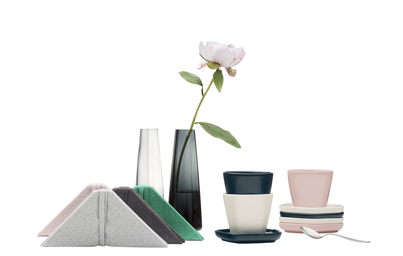 Issey  Miyake x Iittala  from Miyake Design Studio