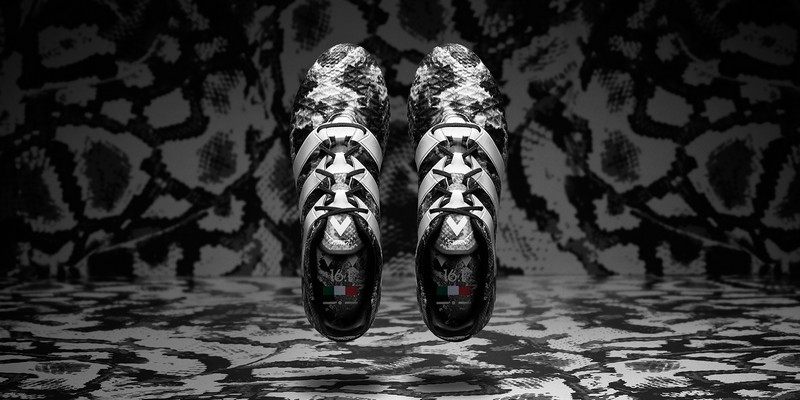 Italia Independent colloborates with adidas on Deadly Focus Boot 2016 model