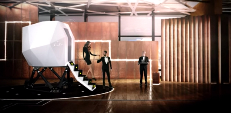Ivolo simulator