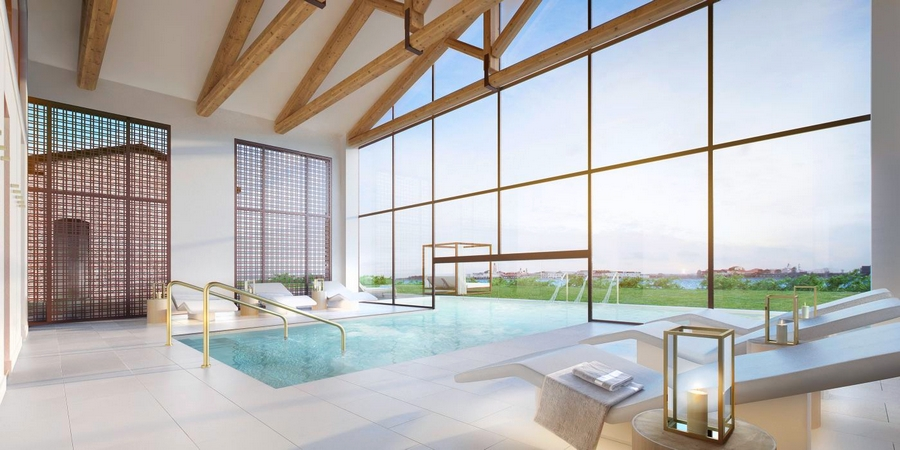 JW Marriott Venice Resort & Spa-the largest spa in Venice-2015