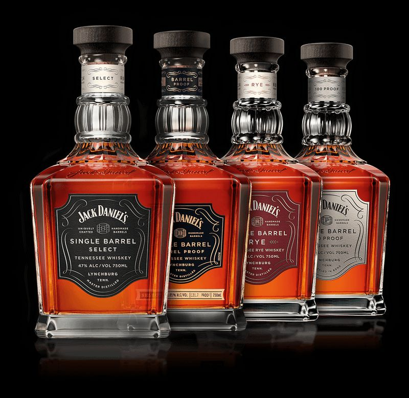 Jack Daniel's Single Barrel launches Personal Collection