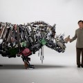 Jackie Chan & Rhino conservation campaign