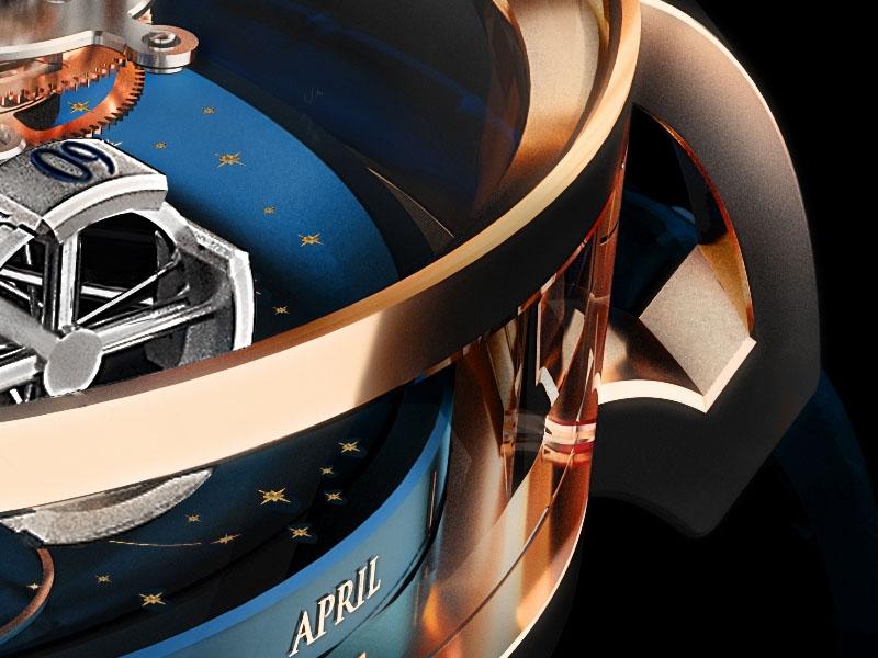 Jacob & Co Astronomia Sky watch-