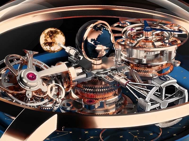 Jacob & Co Astronomia Sky watch--