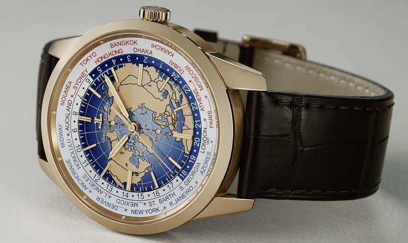 Jaeger-LeCoultre The Geophysic New Collection - Universal Time