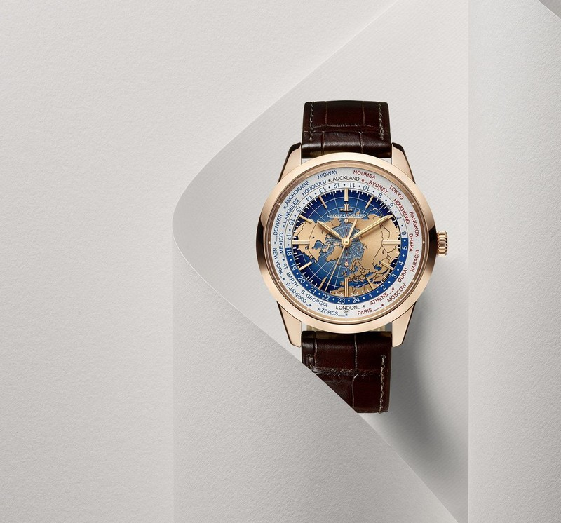 Jaeger-LeCoultre The Geophysic New Collection