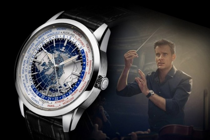 Geophysic with Gyrolab, a milestone range by Jaeger-LeCoultre