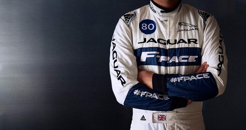 Jaguar Fpace unveiling