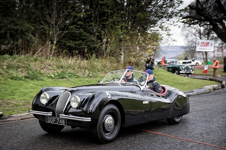 Jaguar Mini Miglia 2015-