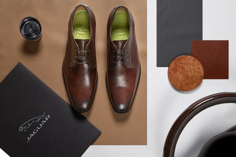 Jaguar x Oliver Sweeney shoes 2015-1