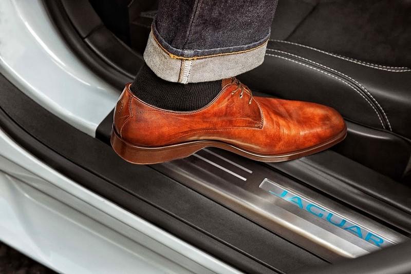 Jaguar x Oliver Sweeney shoes 2015-2