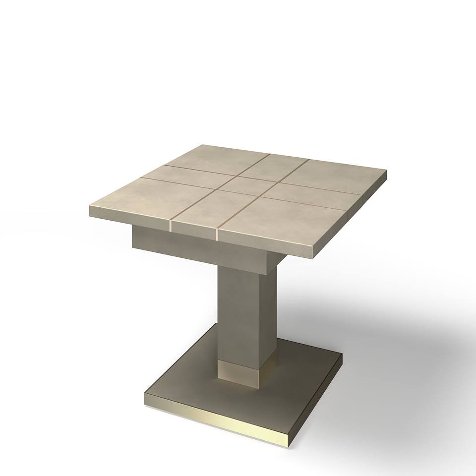 James table by #ArmaniCasa
