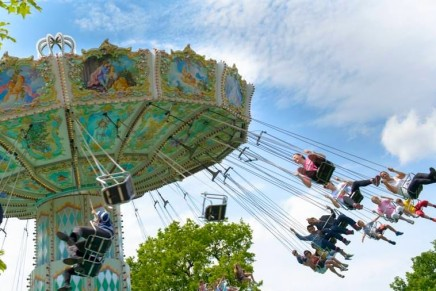LVMH to bring a new dimension to Paris' famous Jardin d'Acclimatation