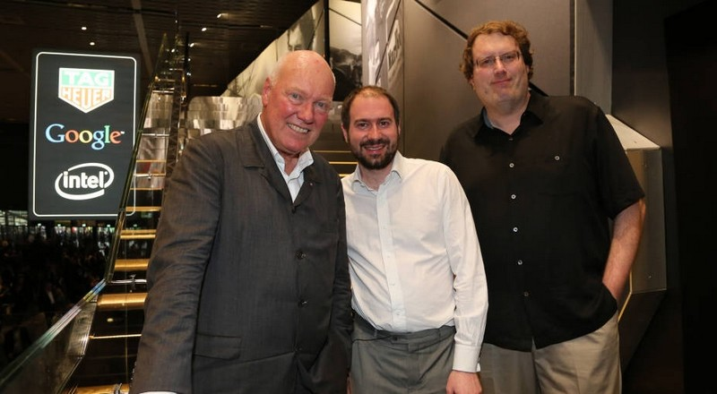 Jean-Claude Biver, Chairman and Chief Executive
