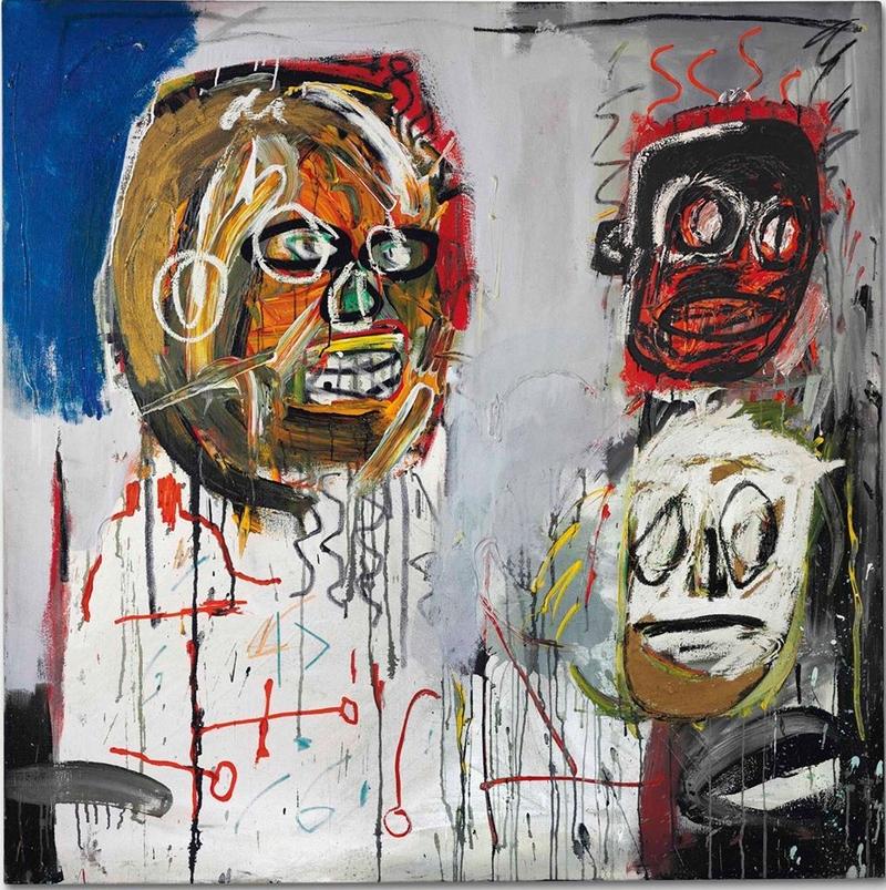 jean-michel-basquiat-three-delegates-1982
