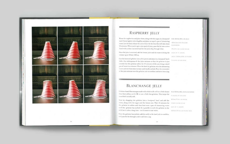 Jelly With Bompas & Parr book- 2010--