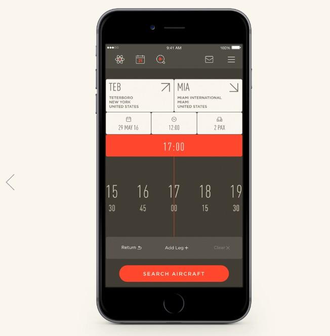 JetSmarter2luxury2-com app