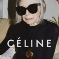 Joan Didion Céline new face SS 2015 ad campaign
