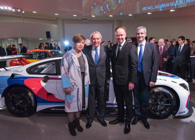 John Baldessari and Cao Fei are the new 2016 BMW Art Car artists-
