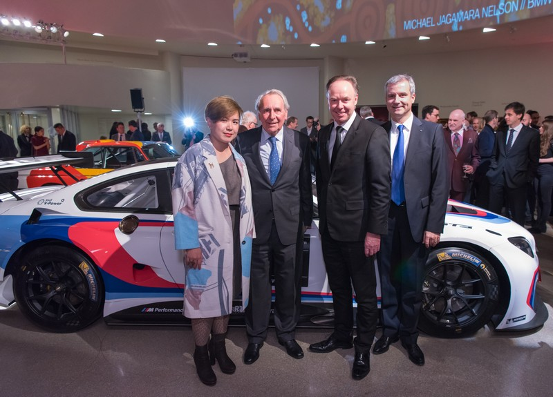 John Baldessari and Cao Fei are the new 2016 BMW Art Car artists-