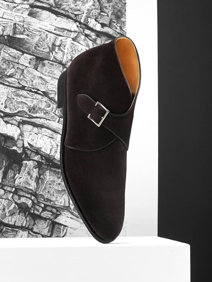 John Lobb Artisans' Series-Buckle boot - A highlight from the bespoke service