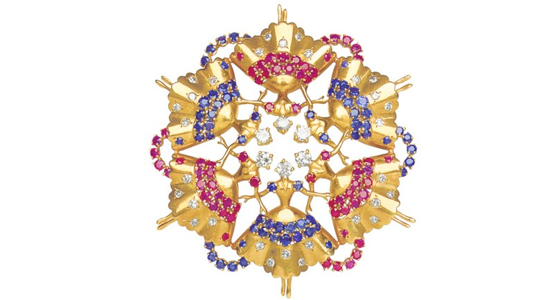 John Rubel Jewelry -rockette The World's first Independent High Jewellery Heritage Brand