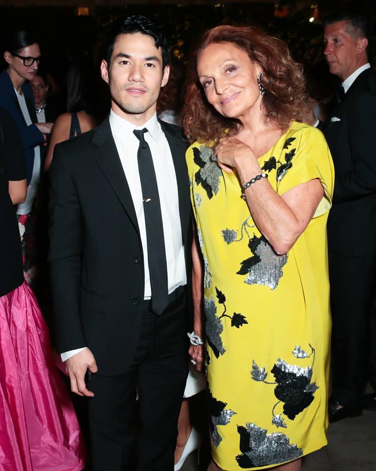 Winner Fashion Journalist Of The Year: Raf Simons, Joseph Altuzarra, And Rihanna