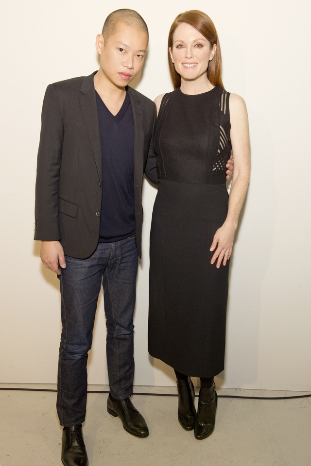 Julianne_Moore and Jason_Wu