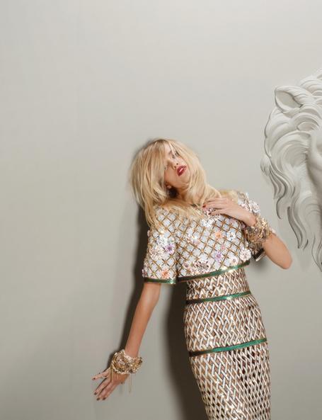 KARL LAGERFELD MODEMETHODE exhibition 2015 Bonn-Chanel Haute Couture 2011