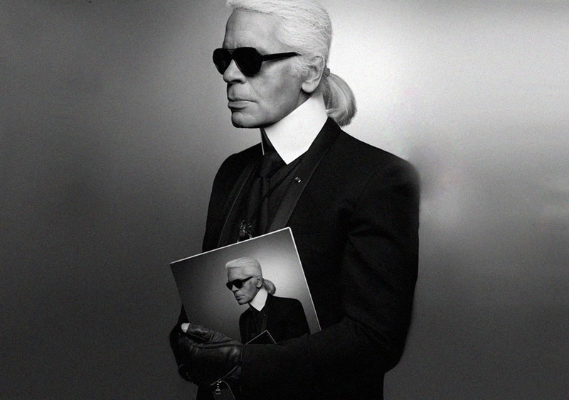 Karl Lagerfeld – Visions of Fashion retrospective 2016-