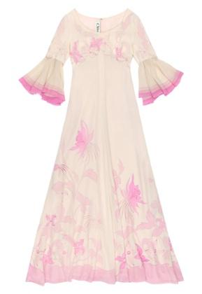 Karl Lagerfeld 1974 Chloé dress