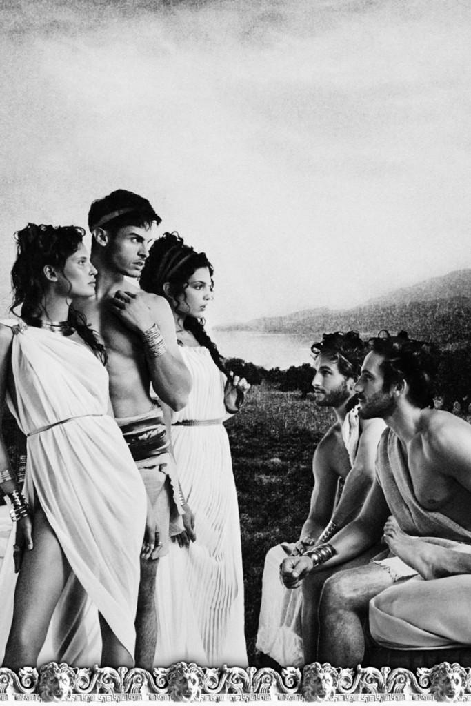 Karl Lagerfeld photography