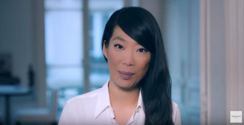 Kee-Yoon Kim for Giorgio Armani Si