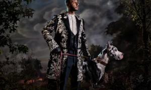 Kehinde Wiley Modern Kings of Culture portrait of Swizz Beats