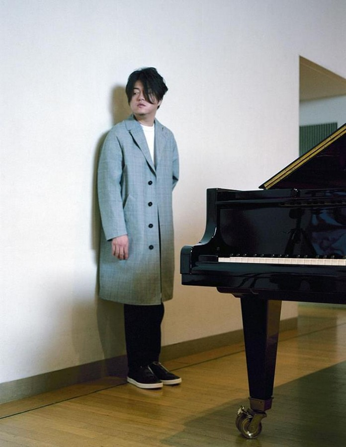 Keiichiro Shibuya the musician