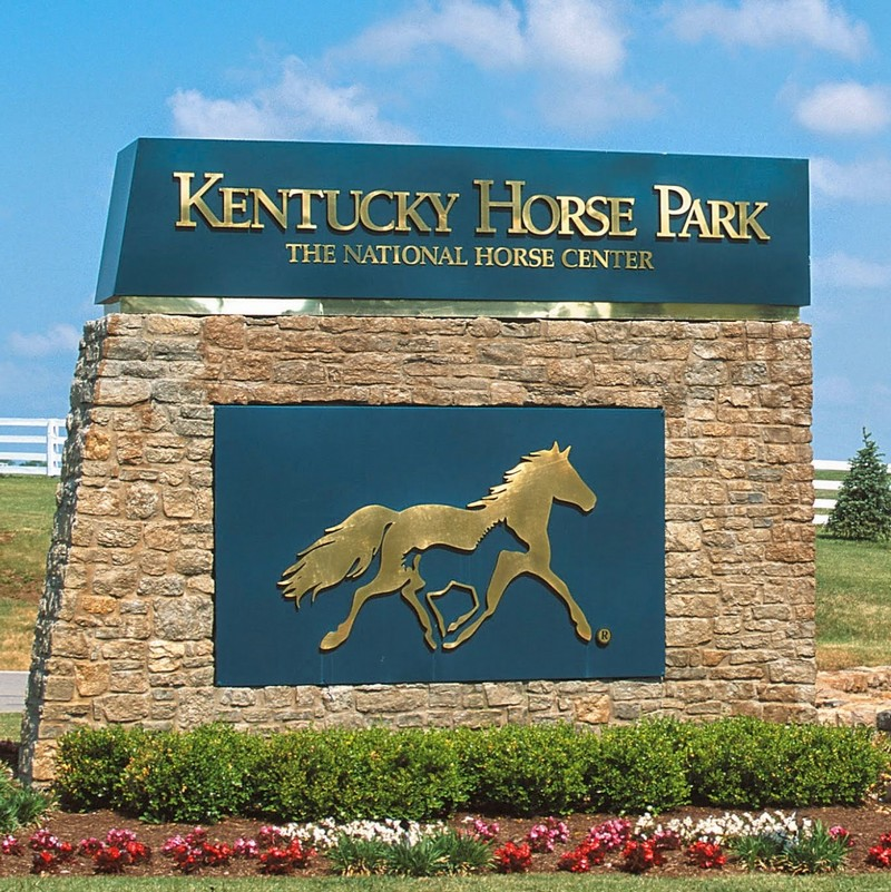 Kentucky Horse Park - Get close to horses in the Horse Capital of the World