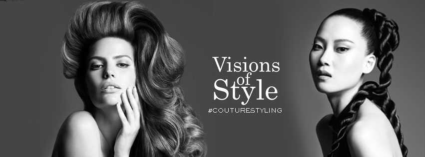 Kerastase Couture Styling Visions of Style 2015 campaign-