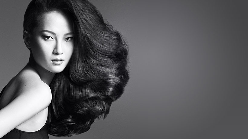 Kerastase Couture Styling Visions of Style 2015 campaign - Le Volume-
