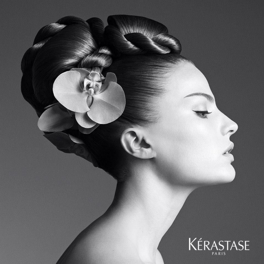 Kerastase Couture Styling Visions of Style 2015 campaign-Look n°5 Le Chignon