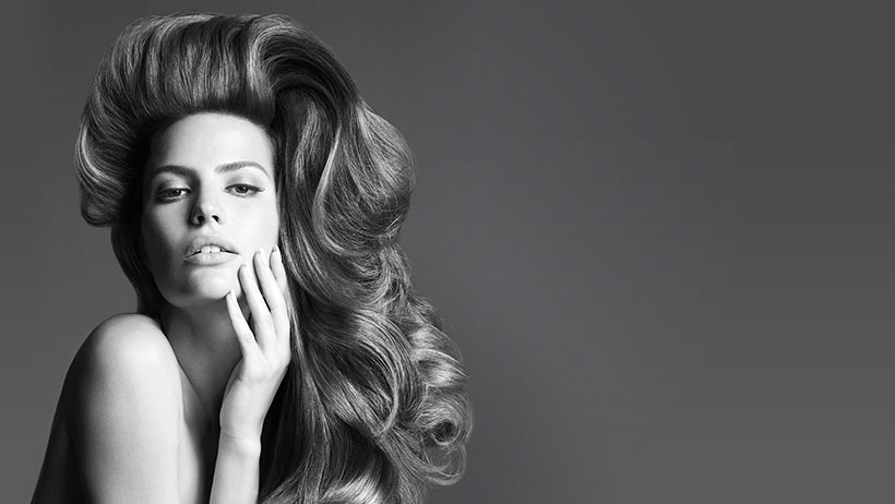 Kerastase Couture Styling Visions of Style 2015 campaign - l-oversize