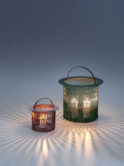 kettal-small-mesh-aluminum-candle-holder