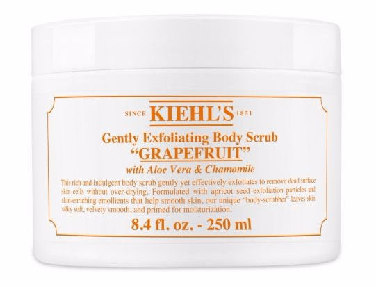Kiehl's Since 1851 Gently Exfoliating Body Scrub Grapefruit