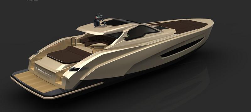Kifaru Askari 657 HT yacht