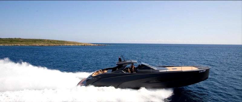 Kifaru Askari 657 yacht-